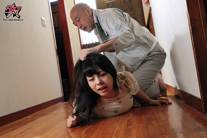 DASD-513 My Petite Girlfriend Was R**ed And Strangled While I Was Out. Azusa Misaki
