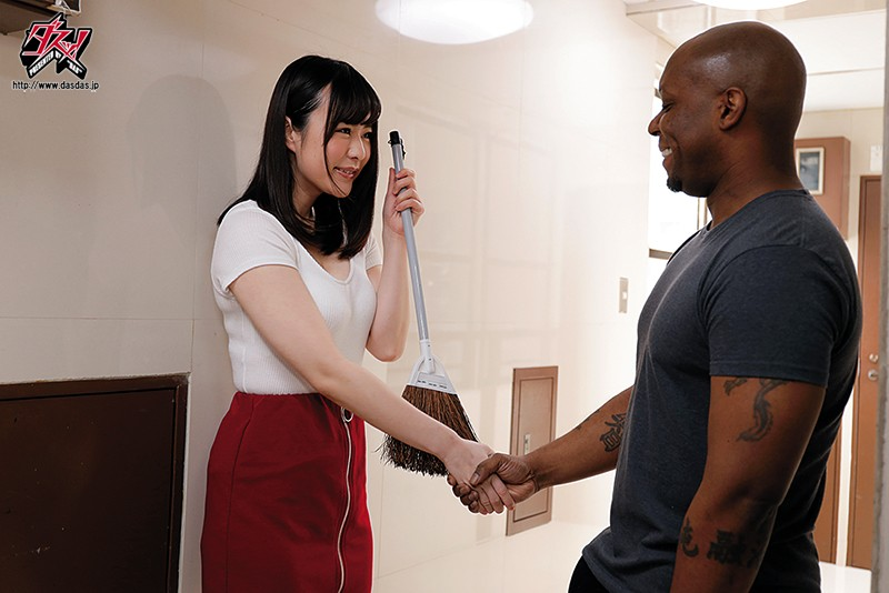 [DASD-541] A Black Man With A Big Cock Moved In Next Door. I Never Thought My Girlfriend Would Become Addicted To His Extremely Thick Dick. Yuki Makimura