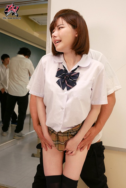 DASD-560 Golden Shower Dominion The DQN Bad Boys Were Breaking In This Sch**lgirl And Training Her To Piss, And Now She's Leaking From Her Fair-Skinned Thighs On Command Amy Fukada