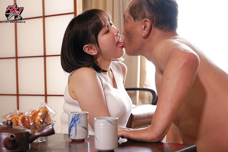 "DASD-738 Shaking Her Hips As Our Saliva Entwined. One Night Trip With No Makeup On. ""Big Tits Pleasure; Climax Madness! Hot Fucking With A Horny Older Man"" Nene Tanaka"