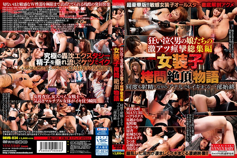DBVB-034 porn xxx Ryoka Beatrix These She-Males Are Weeping Like Mad While Receiving Hot, Spasmic Love Highlights A Cross-Dressing