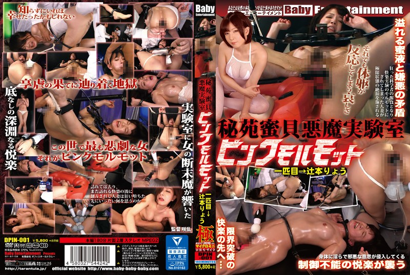 DPIN-001 The Devil's Pussy Juice Laboratory - The First Guinea Pig Ryo Tsujimoto