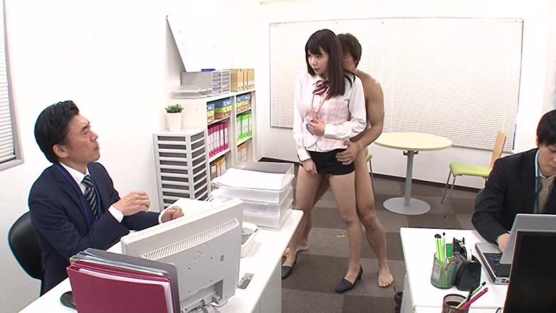 DVAJ-126 - Upper Body Mayu Minami In The Lower Body During Your Work Is Fucked - Alice Japan big image 5