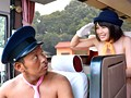 Bus Tour Guide With Bare Naked Colossal Tits Sakura Kirishima preview-2