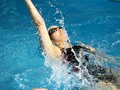 A Competitive Swimmer Of 18 Years - Went To The National Varsity Championships! See Her Enormous 38