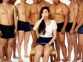 The Frenzied Ecstasy And Panic After Abstaining From Sex. Big, 10-Person Orgy. Suzu Mitake preview-1