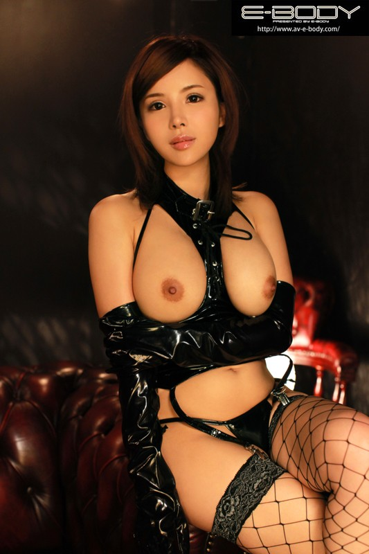 [EBOD-494] The Exquisite Hourglass Figure of a Former Overseas Model! Ba-Donk-a-Bondage! Eri Sasaki