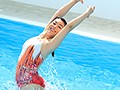 The Greatest Athlete In The History Of E-BODY!! This Half-Japanese G-Cup Titty Beautiful Girl European Synchronized Swimming Medalist Is Making Her Sudden AV Debut Ellen Shiraki preview-3