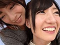 Genuine Lesbian Series Sakura Hara & The Genuinely Bisexual Miku Abeno It's All For Real, No Acting! Real Lesbian Sex preview-8