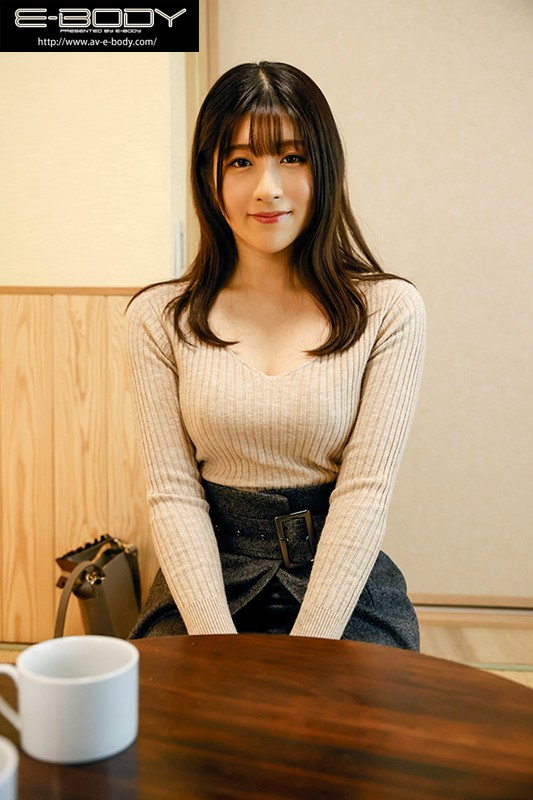 EYAN-168 Sweet And Charming! Young Wife With Saucer Tits (Ms Tsuji, Age 27) – Her Porn Interview Leads To Her First Time Shots On Camera
