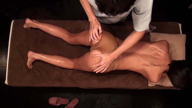 Anal in massage parlor