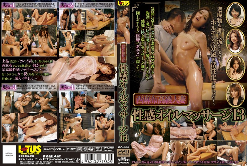 WA-223 High Class Women, Sensual Oil Massages 13