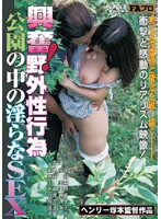 Excitement! Outdoor Sex Lusty Sex In The Park 下載