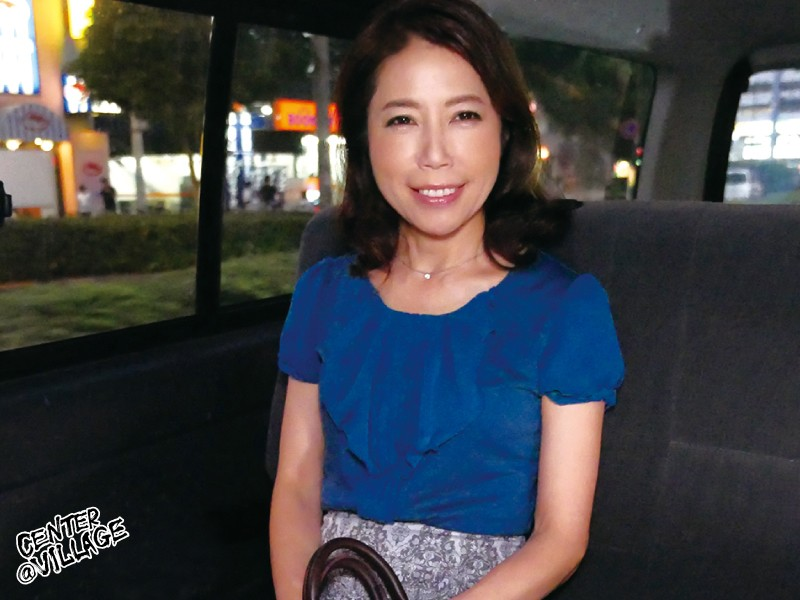 [JURA-20] Filming Her Debut In Her 50's - Chitose Haga