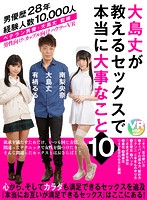 [VR] This Male Actor Has Acted For 28 Years, And Fucked 10,000 Women Jo Oshima Is Going To Teach You What's Truly Important When Having Sex 10 下載