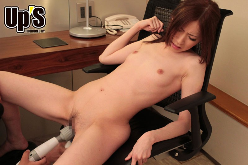 UPSM-215 Amateur Debut Filming. Beautiful Slender Divorced Cums For Real On Camera!!