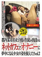 Somewhere Within The Metropolis, I caught sight of a girl crazy enough to masturbate in an internet cafe ! ! vol. 2 下載