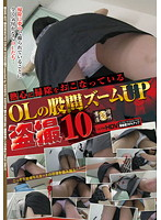 Zoomed Up Voyeur Of The Crotch Of An Office Lady Enthusiastically Cleaning 10 下載