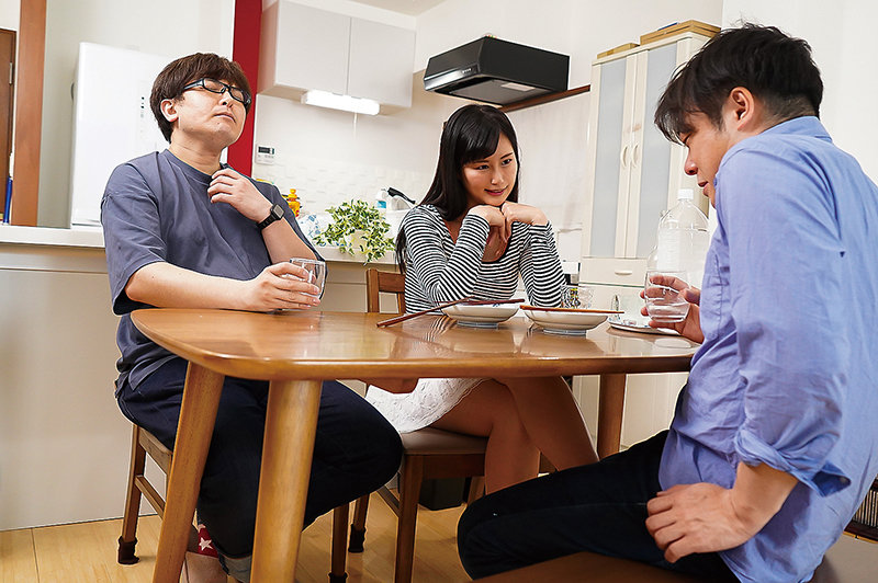 NACR-447 I Was Seduced By My Boss's Wife Miko Horiuchi