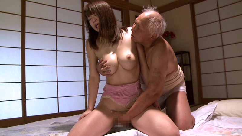 Sexy japanese girl sex with old man on gotporn