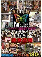 2014 Paradise BEST HITS Where Won't You Fuck?! A Collection Of The Ultimate Hidden Camera Highlights 180-Minutes Download