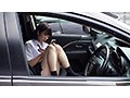 The Vulnerable Schoolgirl With Her Skirt Riding Up, Sitting Nonchalantly In The Passenger's Seat Of A Car In A Parking Lot Was Just Too Cute... preview-1