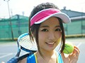 A Fantastic Miraculous Discovery! This Innocent 18 Year Old Tennis Team Player Has Big Tits But A Divinely Small Waist And She's Making Her Sensational AV Debut!! Asuka Hirate preview-1