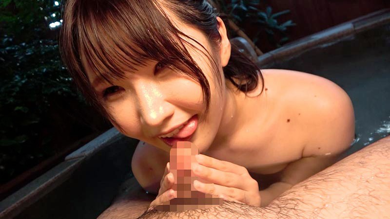 KNMB-005 Studio First Star - All Bareback Style @ Creampie Hot Spring Adventure With Mako #TogetherW