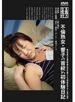 Mature Woman Adultery - Kyoko's First Strangling Experience Report Download