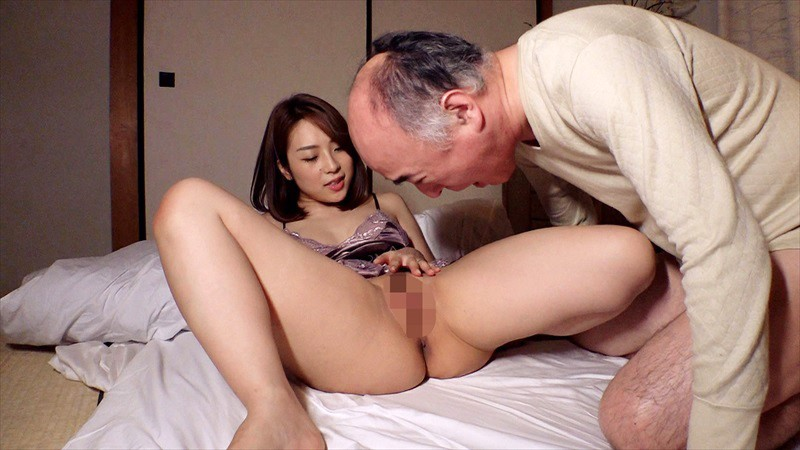 "VRTM-402 ""Please, Just Once…"" A Wife Stuck In A Sexless Marriage Sees Her Elderly Father-In-Law's Erect Dick That's Harder Than Her Husband's And Her Pussy Starts Throbbing! She Secretly Pays A Visit To His Bedroom With A Dripping Wet Pussy! 5"