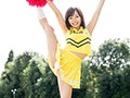 A Real Life College Girl Cheerleader Who Devoted Her Youth To Young Baseball Players Her Creampie AV Debut!! Yo Hinata preview-1