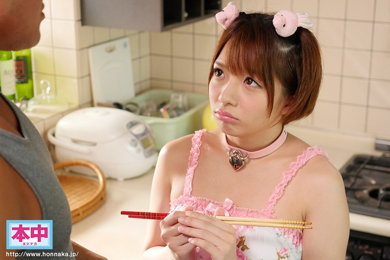 HND-482 My Girlfriend Is A Crazy Bitch: If You Don't Creampie Me I'll Kill You. Rika Mari