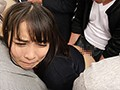 The Evil Dick Penetrates Her Pussy Deeply From Behind Until She Orgasms. Impregnating Molestation From Behind. Aoi Kururugi preview-4