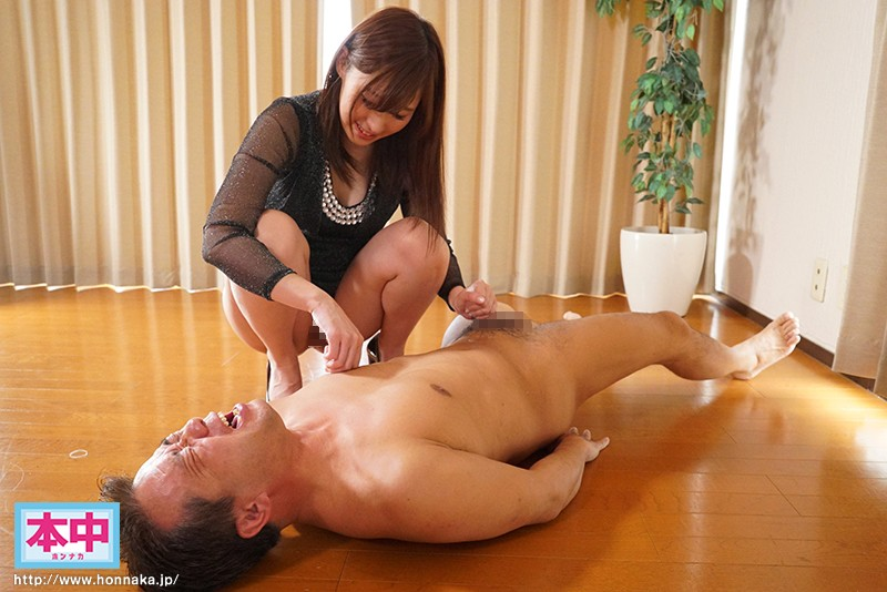 HND-642 The Perverted Young Lady Makes You Give Her Creampies By Mercilessly Fondling Your Nipples. Sana Matsunaga