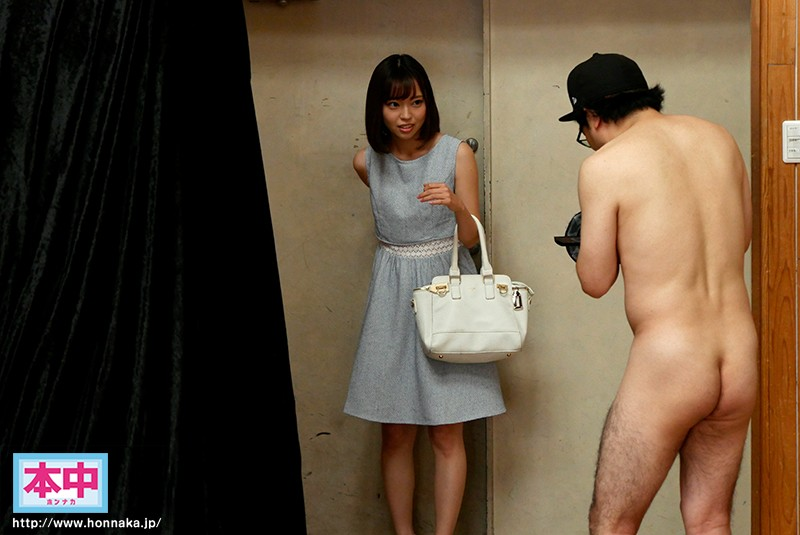 HND-763 A Beautiful Girl Who Wants To Swallow Cum And Have Creampie Sex Is Making Her Adult Video Debut!! Mana Hayashi