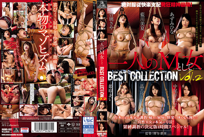 HNMB-002 japanese av As A Sole Submissive Girl…BEST COLLECTION vol. 2