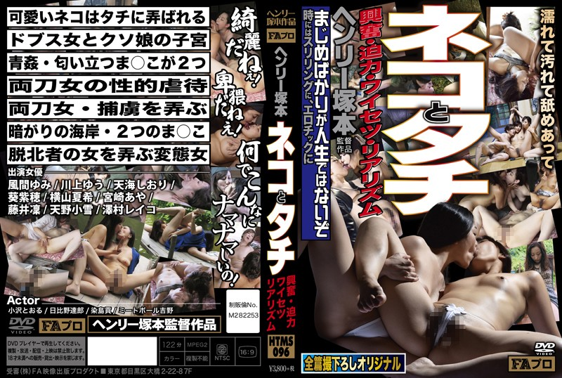 HTMS-096 japanese porn movies Henry Tsukamoto Excitement/Thrills/Filthy Obscenity/Realism The Top And The Bottom