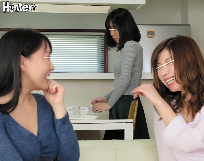 HUNTA-289 and mom friend thanks to the mother has a thing etch every day absolute obedience to the m big image 2