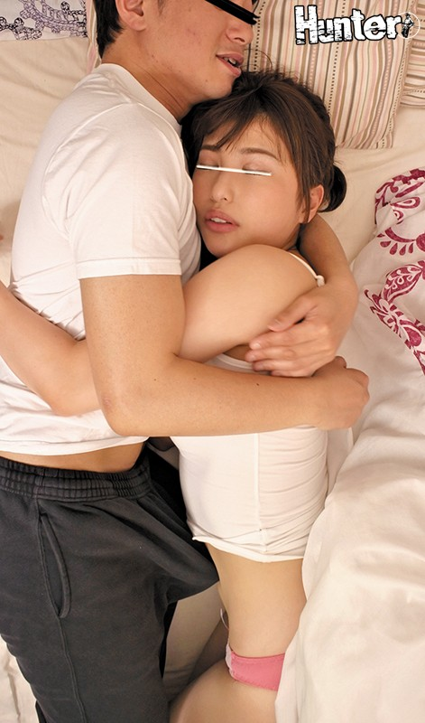 HUNTA-562 I Was Sleeping Next To My Homesick Childhood Friend, And She Was So Hot That I Got A Hard One I Last Saw Her