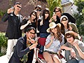 A Fuck Fest Glamping Orgy Party Unleashed On DVD A Prodigal Feast Violated Perv Rich People Are Getting Wild And Fucked Urumi Yurisaki preview-12