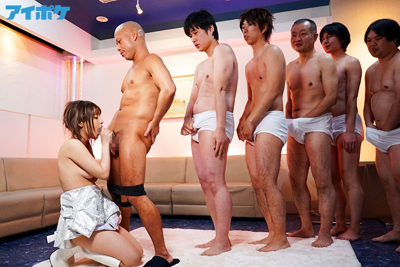 [IPX-158] Uncut! Non-Stop! Large Orgy Battle Royale! An Idol Vs 20 Big Dicks Kana Momonogi