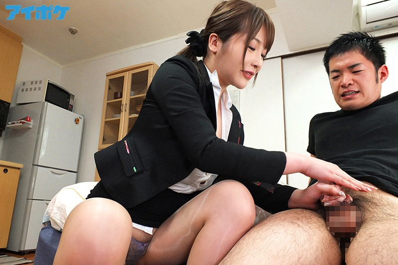 IPX-339 Oil Slick Huge Tits Thick Saleswoman's Temptation Mia Masuzaka