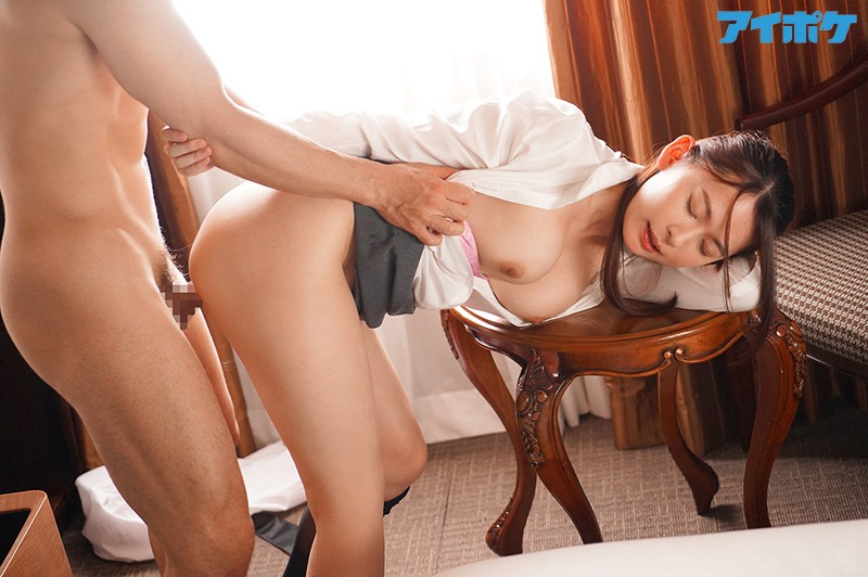 IPX-548 Business Trip Shared Room NTR A Big Tits Female Employee Who Was Continously Fucked To Orgasmic Obivion By Her Horny Boss Hikari Azusa