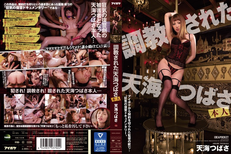 Breaking In Tsubasa Amami - Director Mondo Broke His Own Contract With IP To Do It... Documentary Of Insane Revenge