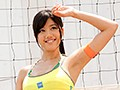 Sporty Cosplay Sex! She's Retiring From AVs! This Is Your Last Chance! A Tanned High Class Erotic Body! Ultra Select Sports Cosplay! Hot Fetish Angle! Ami Nishihara preview-12