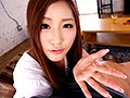Gorgeous Masturbation Helper Feels 200% Real! Bursting with Dirty Talk Straight Outta Kansai! Akari Maijima's Lewd Noises Land a Direct Hit on Your Cock! (Binaural Recording Version) preview-1