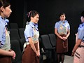 Madonna Airlines Presents the Tale of the Married Woman Flight Attendant,I'm not a Stupid Turtle! -A Beautiful Mature Woman at Flight Attendant School,Tears and the Strict Training of Eros company!!- preview-1