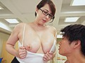 I'm A Useless Guy Who Wants To Be Titty-Fucked. The Reverse Sexual Harassment And Titty-Milking Press Of My Extremely Competent And Busty Female Boss Yumi Kazama preview-2