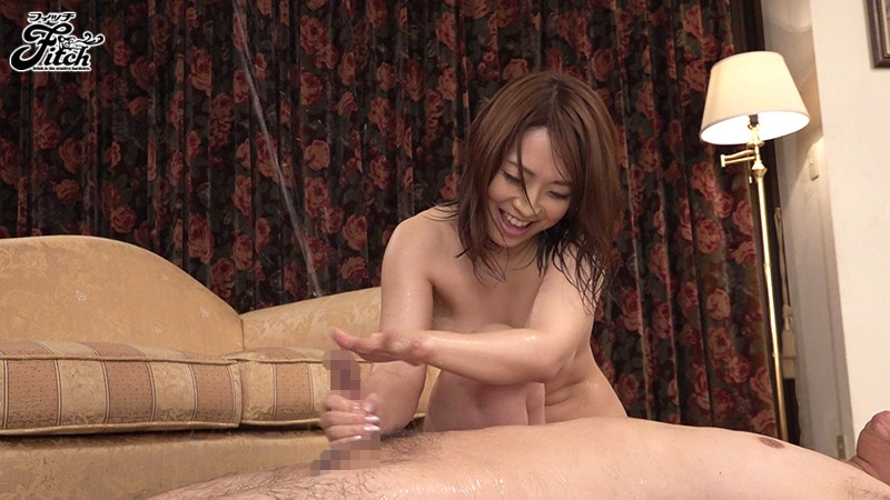 JUFE-035 Relentlessly Shaking A Sensitive Cock Straight After Ejaculation! A Perverted Handjob Woman's Forced Splashes
