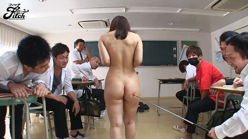 [JUFE-077] Completely Naked NTR Class Female Teacher Is Blackmailed By One Of Her Bad Students And Has Her Body Trained In The Pleasure Of Shame Tsubasa Hachino
